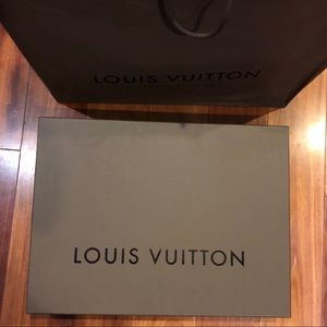 Louis Vuitton Gift Box 🎁